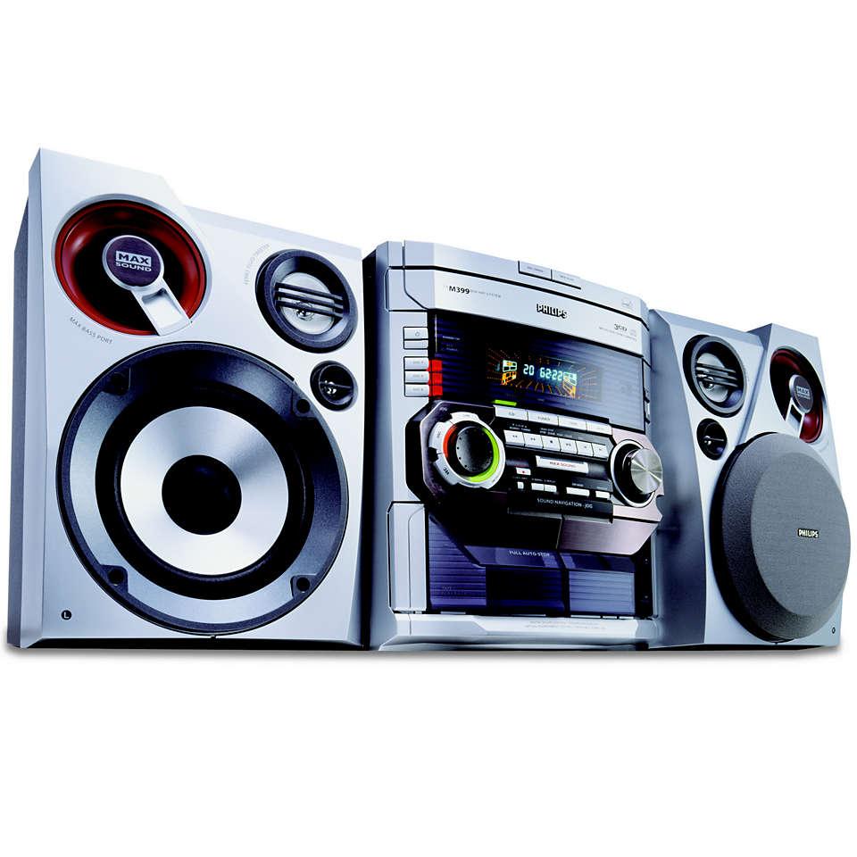利用 MAX Sound 音效播放 MP3