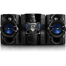 FWM4000X/78  Mini System Hi-Fi