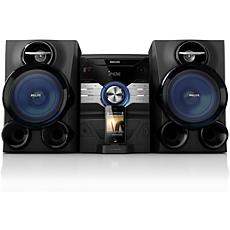 FWM400D/37  Mini Hi-Fi System