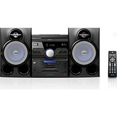 FWM462X/78  Mini Hi-Fi System