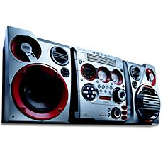 FWM569/37  Mini Hi-Fi System
