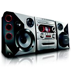 FWM570/30  Mini Hi-Fi System