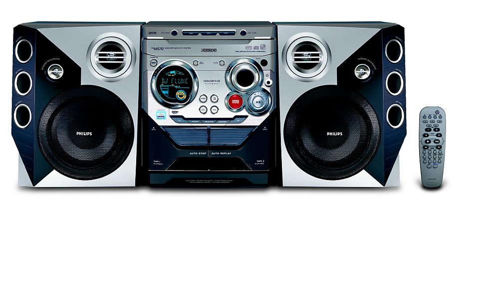 Disfrutá de tu música digital con la reproducción por USB Direct