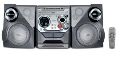Philips FWM779/37 Mini Hi-Fi System New