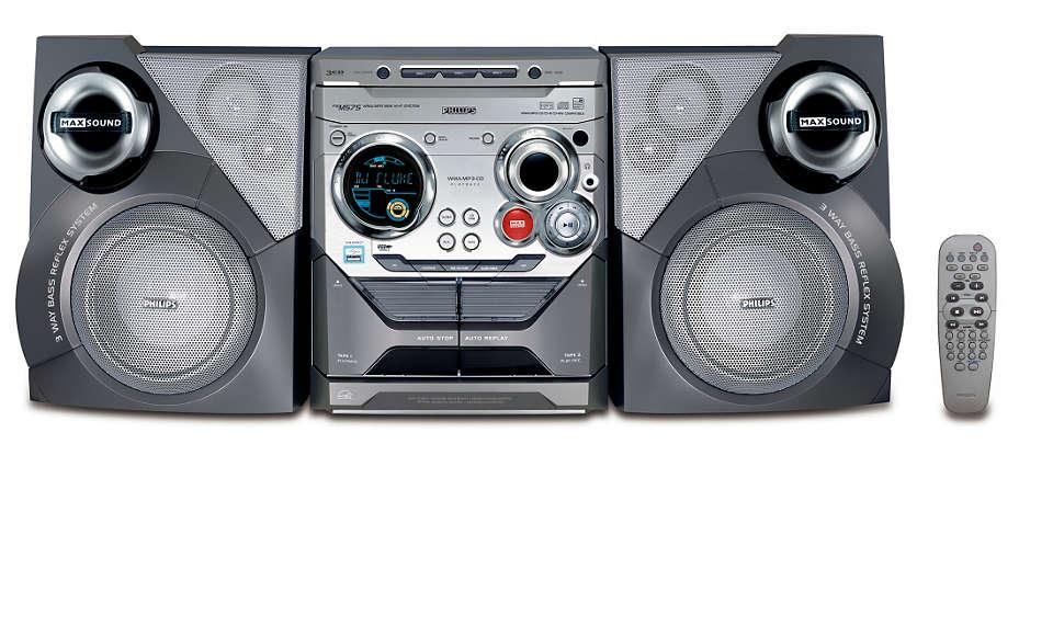 Enjoy digital music via USB Direct playback