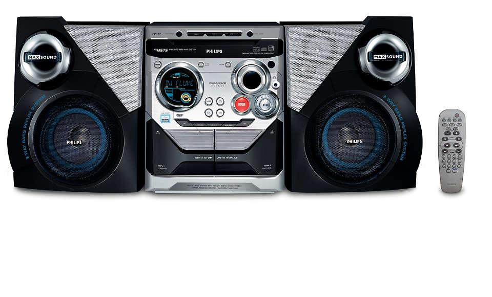 Disfruta de la música digital con la reproducción por USB Direct