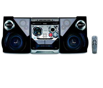 Ouça música digital via USB Direct