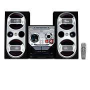 Minisistema Hi-Fi con MP3/WMA