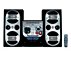 Mini Hi-Fi System com MP3/WMA