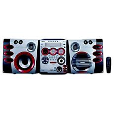 FWM57/21  Minisistema Hi-Fi