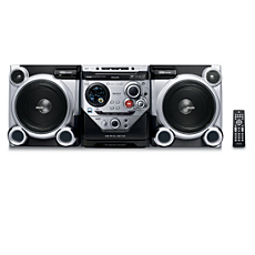 FWM582/12 -    MP3 Mini Hi-Fi System