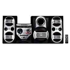 FWM583/55  Minisistema HiFi con MP3