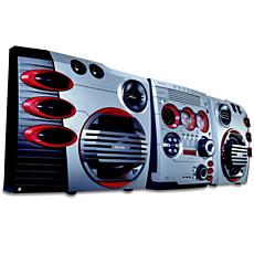 FWM587/37 -    Mini Hi-Fi System
