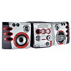 FWM589/19  Mini Hi-Fi System