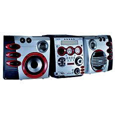 FWM589/30  Mini Hi-Fi System