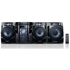 FWM608/12  Sistema mini Hi-Fi