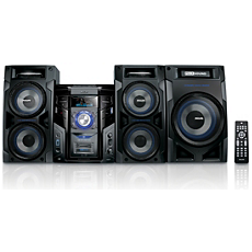 FWM613/55  Minisistema HiFi con MP3
