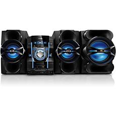 FWM6500X/78  Mini System Hi-Fi