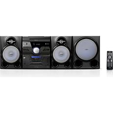 FWM653X/78  Mini System Hi-Fi