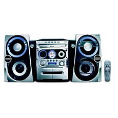 FWM70/07 -    Mini Hi-Fi System