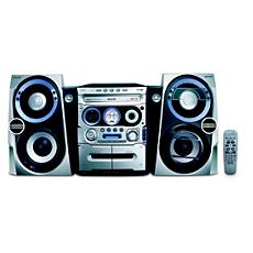FWM70/22 -    Sistema mini Hi-Fi