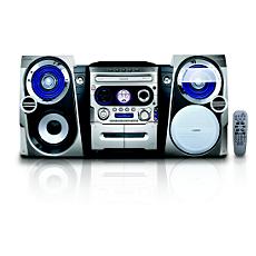 FWM730/22 -    Mini Hi-Fi System
