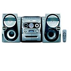 FWM75/22 -    Mini Hi-Fi System