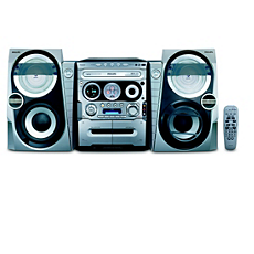 FWM75/22 -    Miniwieża Hi-Fi