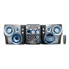 FWM779/21  Mini Hi-Fi System