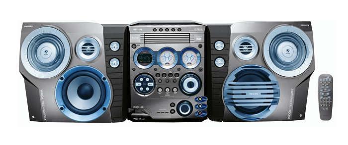 從您的個人電腦遙控 MP3 音樂