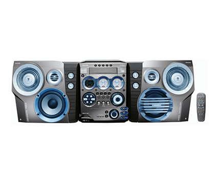 Telecomando per la musica MP3 sul tuo PC