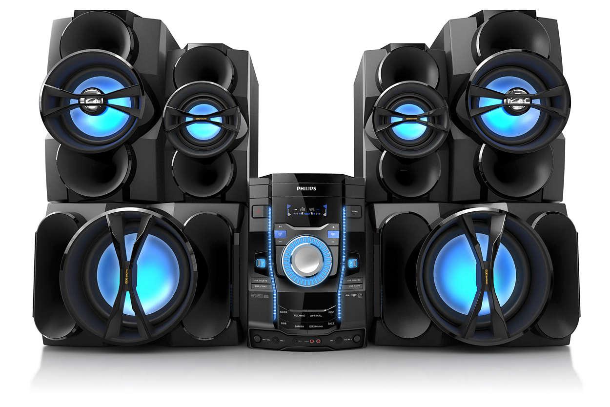 Mini sistema Hi-Fi FWM9000 55  248f157e5370