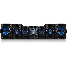 FWM9000/55  Mini sistema Hi-Fi
