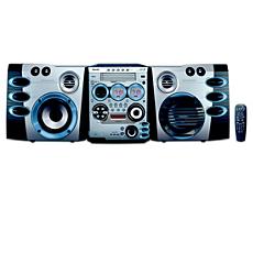 FWM912/BK  Mini Hi-Fi System