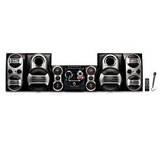 FWM986/55  Minisistema HiFi con MP3