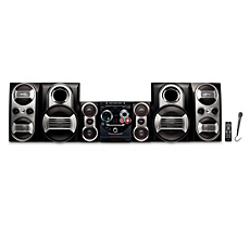 FWM986/55 -    Mini System Hi-Fi c/MP3