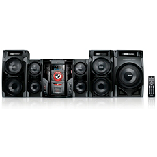 FWM997/55  Minisistema HiFi con MP3