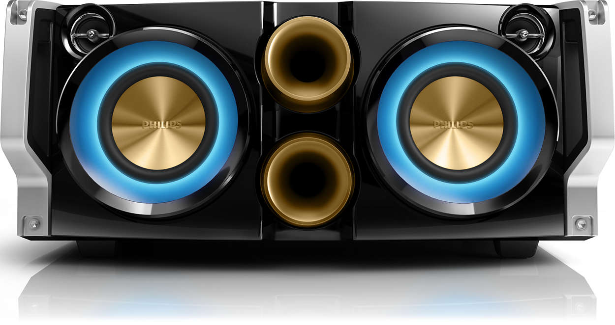 Utvid musikkutvalget til festmaskinen