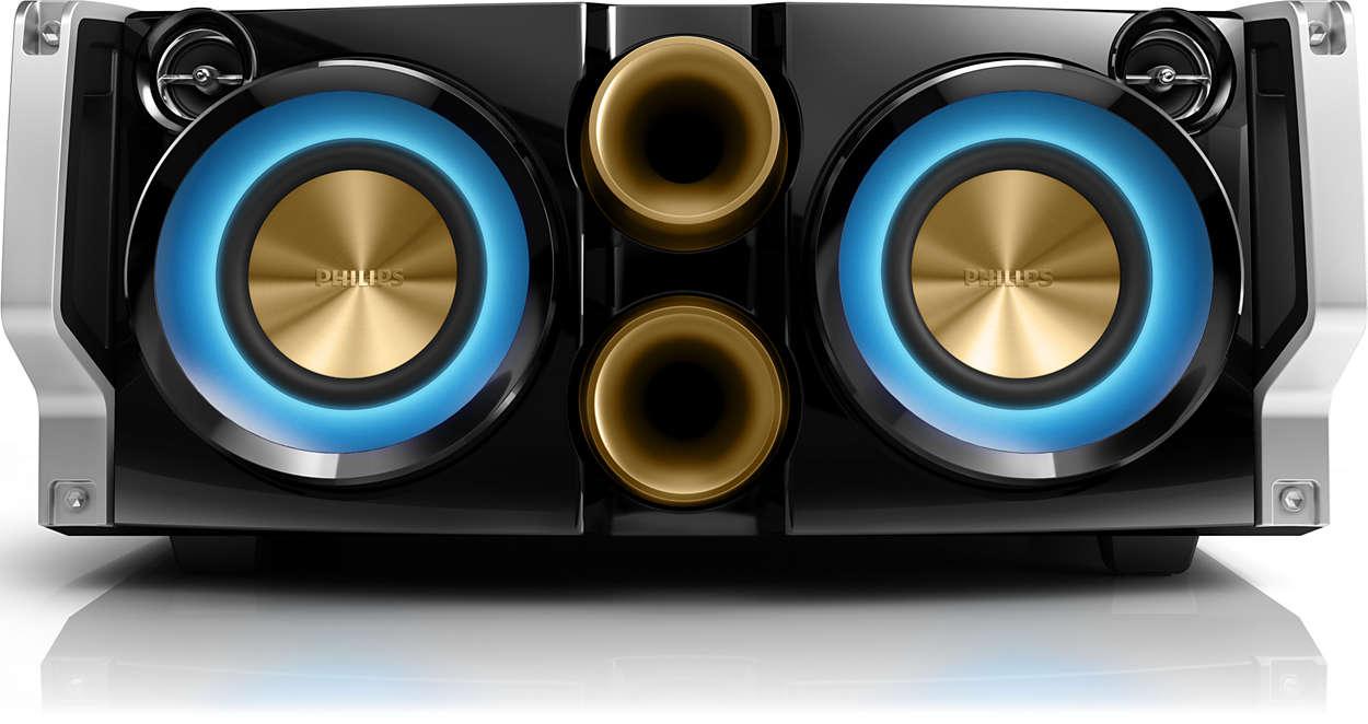 Få mer användning för din partymusik