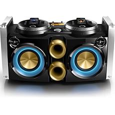 FWP3200D/12 -    Mini Hi-Fi sistēma