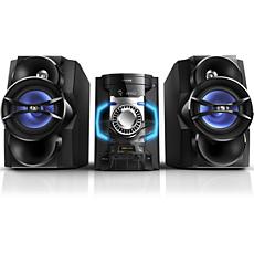 FWT3600X/77  Minisistema Hi-Fi