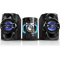 FWT3600/55  Mini Hi-Fi System