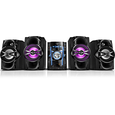 FWT6600X/77  Minisistema Hi-Fi