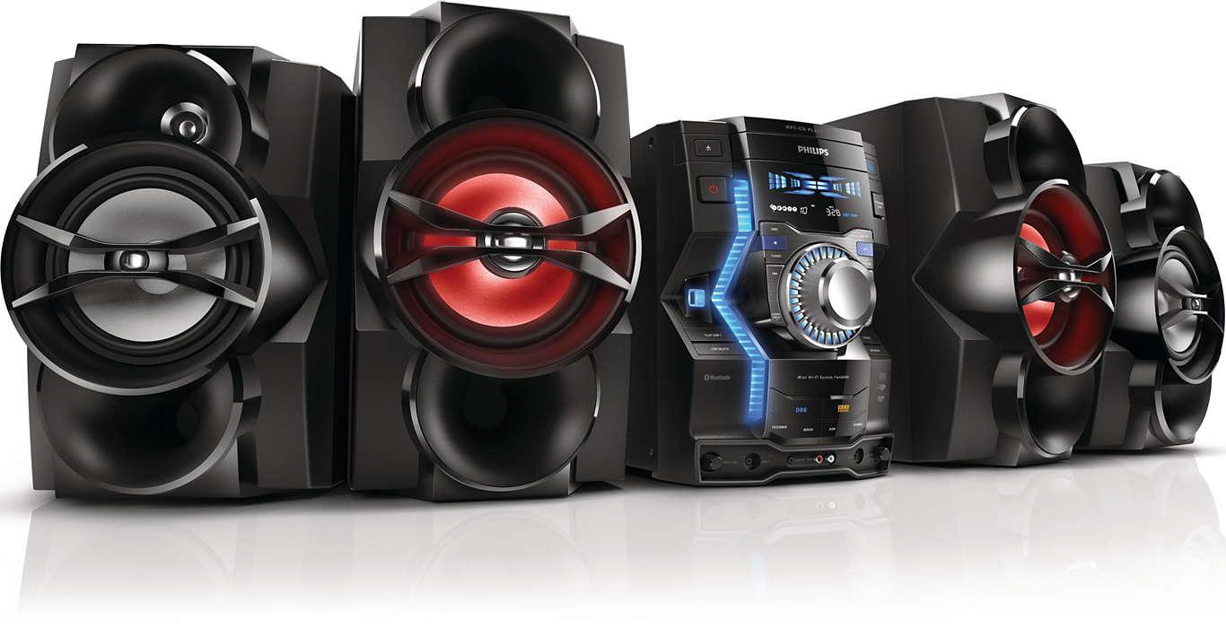 Minisistema Hi-Fi FWT6600 55  568e0991260b