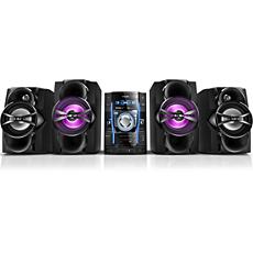 FWT6600/55 -    Mini Hi-Fi System