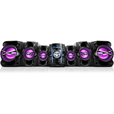 FWT9200/55 -    Minisistema Hi-Fi