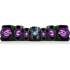 FWT9200/55  Mini Hi-Fi System