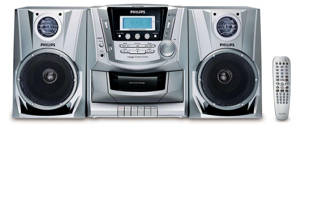 เครื่องเล่น VCD และ MP3-CD