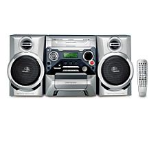FWV182/98  VCD Mini Hi-Fi System