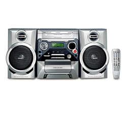 VCD Mini Hi-Fi System